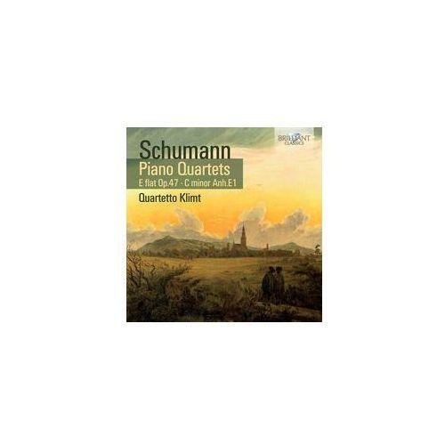 Schumann: Piano Quartets E Flat op. 47, C Minor op. ANH. E1. (5028421950129)