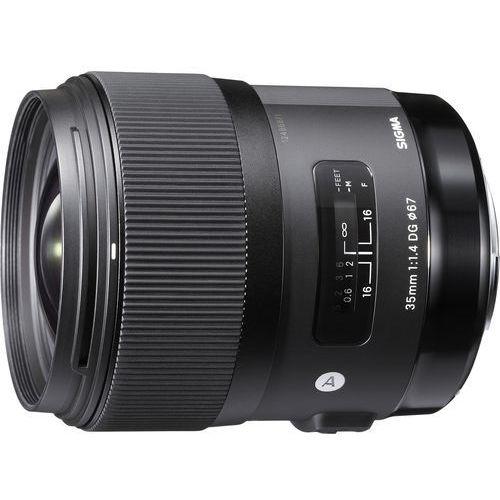 Sigma a 35 mm f/1.4 dg hsm pentax - produkt w magazynie - szybka wysyłka! (0085126340612)