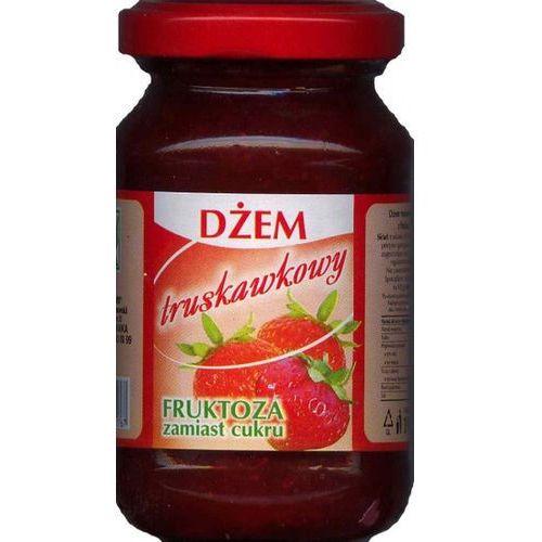 Radix-bis Dżem truskawkowy słodzony fruktozą 190g - radix (5907569001767)