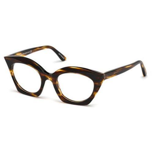 Okulary korekcyjne ba5077 050 marki Balenciaga