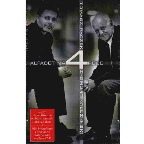 Alfabet na 4 ręce + DVD, pozycja wydana w roku: 2010
