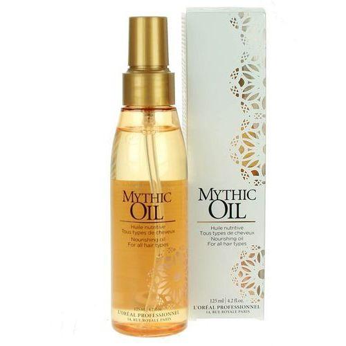 LOreal Mythic Oil uniwersalny olejek odżywczy 125ml - sprawdź w dr włos