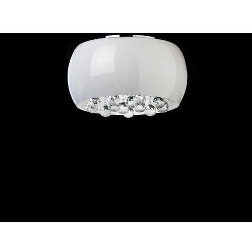 Plafon QUINCE 40 LC1056-5 - Azzardo – Zapytaj o kupon rabatowy + LED GRATIS ! Zapytaj o kupon / Negocjuj cenę online lub przez telefon! / 530 482 072 / Szybka wysyłka !, kolor Biały