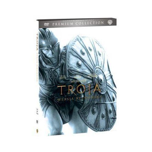Galapagos films Troja-wersja reżyserska (2xdvd), premium collection (dvd) - wolfgang petersen darmowa dostawa kiosk ruchu