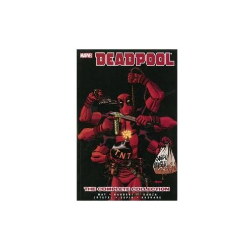 Deadpool, Way, Daniel