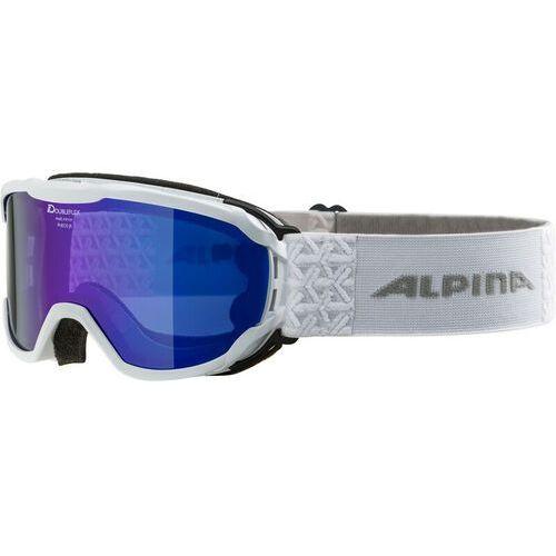 Alpina gogle narciarskie Pheos JR MM biały/wielobarwny (4003692275837)
