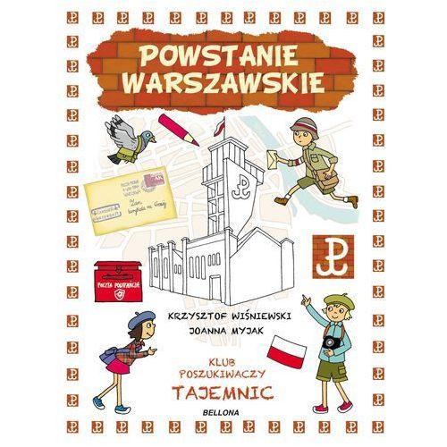 Powstanie Warszawskie. Klub Poszukiwaczy Tajemnic - Krzysztof Wiśniewski (9788311144620)