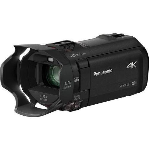 HC-VX870 marki Panasonic - kamera cyfrowa