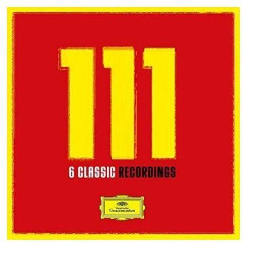 111 YEARS OF DEUTSCHE GRAMMOPHON - Różni Wykonawcy (Płyta winylowa)