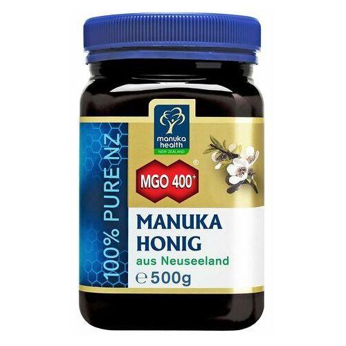 Miód Manuka 400+ 250g MANUKA HEALTH NEW ZELAND, 40D2-871C1_20190313121017