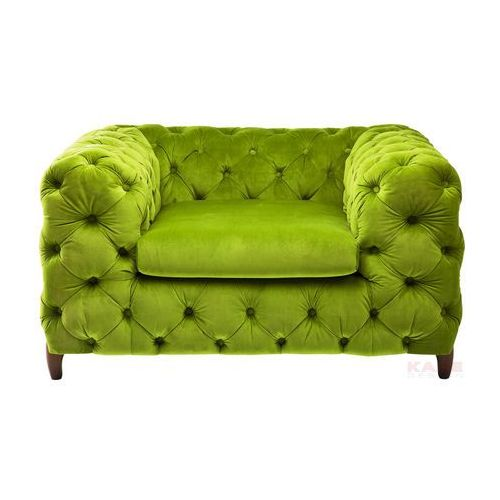 Fotel Velvet Green by , marki Kare Design do zakupu w ExitoDesign