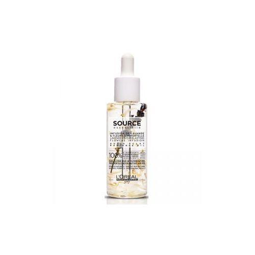 L'oreal source essentielle radiance oil | naturany olejek do włosów farbowanych 70ml marki L`oreal