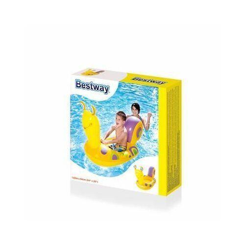 Bastway Dmuchany basen ślimak dla dzieci bestway zółty (4337185052699)