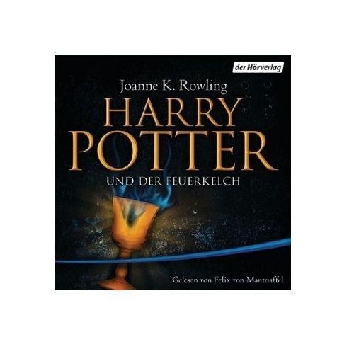Harry Potter und der Feuerkelch, 21 Audio-CDs (Ausgabe für Erwachsene) Rowling, Joanne K.