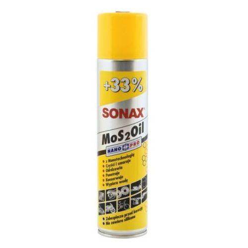 SONAX MoS2Oil 400ml (kosmetyk samochodowy) od FrontGarage