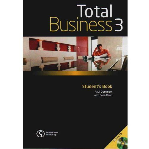 Total Business 3 Upper-intermediate Studens Book (141 str.)