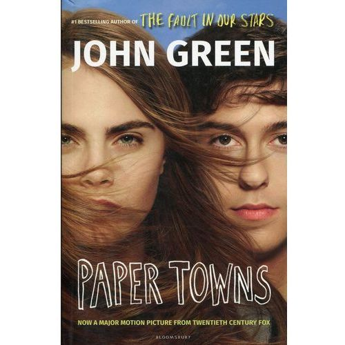 Paper Towns FILM TIE
