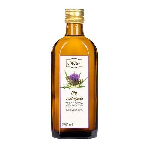 Olej z ostropestu suplement diety 250ml - marki Olvita