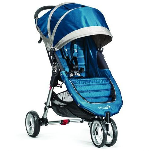 Wózek BABY JOGGER City Mini Single Teal/Gray + DARMOWY TRANSPORT! (0745146114296)