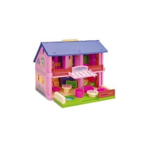 Play House Domek dla Lalek - WADER 25400 - #A1 - produkt dostępny w KARTON ZABAWEK