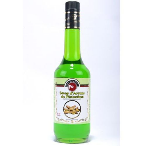 Fo food products Syrop fo pistachio - pistacjowy 0,7l (8691123120281)