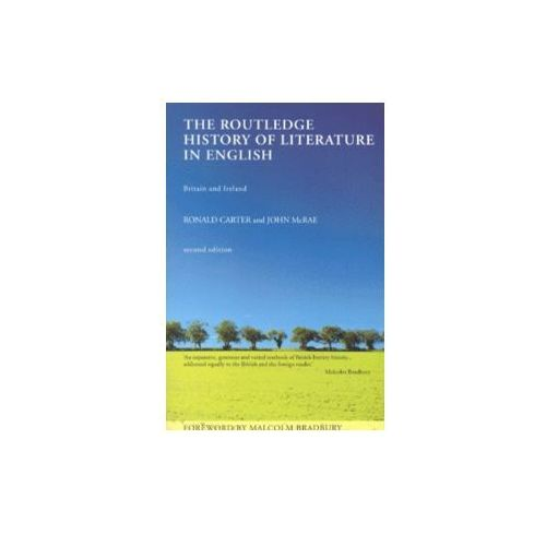 Routledge History of Literature in English, R. Carter