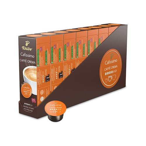Tchibo Kapsułki cafissimo cafe crema rich aroma (4046234835076)