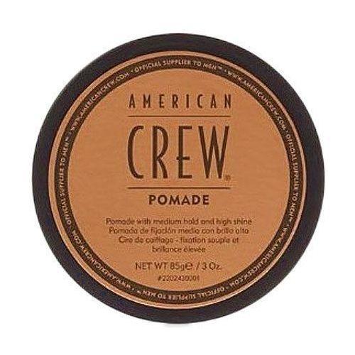 American crew pomade, średnio utrwalająca pomada do włosów z wysokim połyskiem 50g