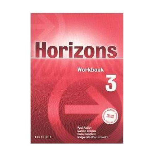 Horizons 3. Workbook (64 str.)