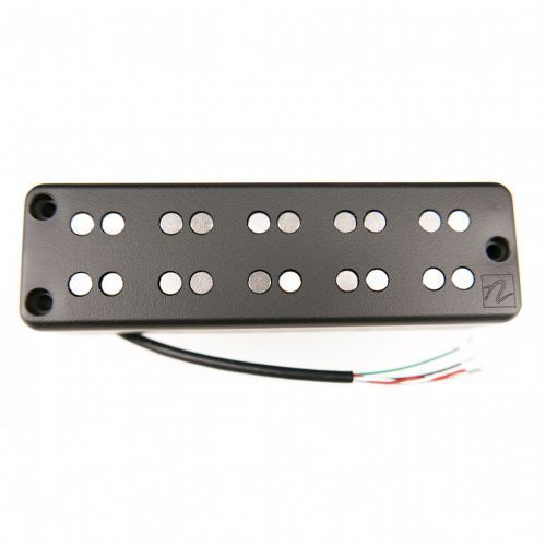 Nordstrand dual coil 5,soapbar humbucker series wiring - 5 strings, set zestaw przetworników do gitary