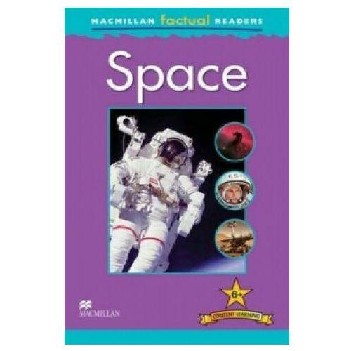 Space. Macmillan Children's Readers 6+ (9780230432369)