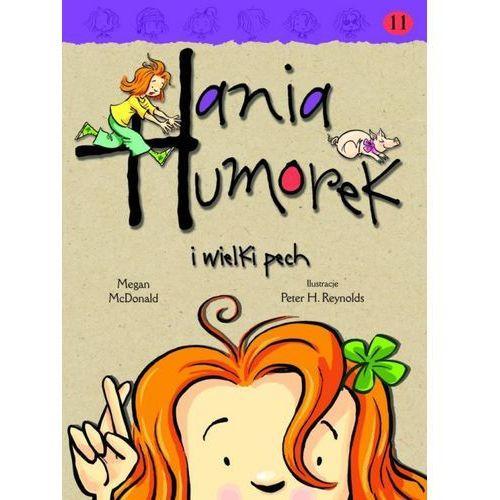Hania Humorek T.11 I wielki pech, Egmont
