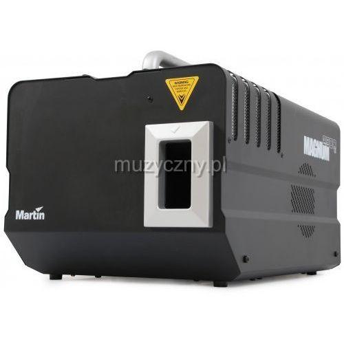 Martin Magnum 2500 Hazer (900W / 2500 m3 min mgła) opcjonalny DMX