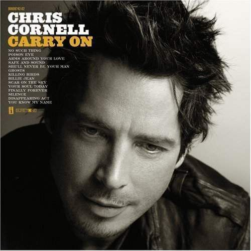 Carry On - Chris Cornell (Płyta CD) (0602517348837)