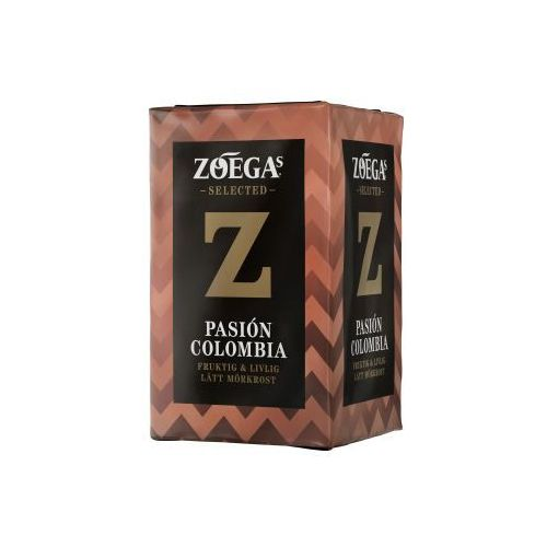 Zoega's pasion colombia - kawa mielona - 450g
