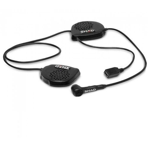 Zestaw słuchawkowy integral gps mp3 telefon marki Shad