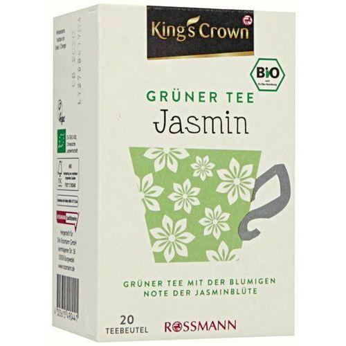 King's Crown Herbata Zielona Jaśminowa - Zielona Jaśminowa (4305615490441)