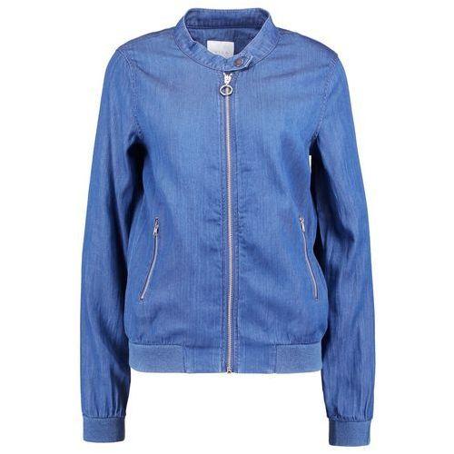 Vila VIDONNA Kurtka jeansowa medium blue denim (5710638713108)