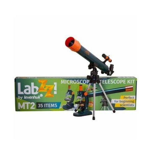 Zestaw LEVENHUK LabZZ MT2 z mikroskopem i teleskopem + DARMOWY TRANSPORT! (0611901504872)
