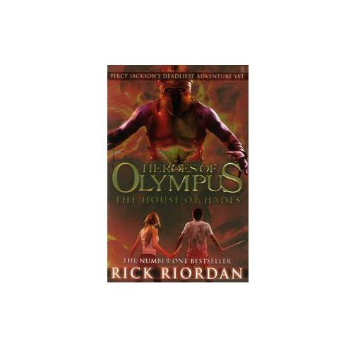 The Heroes of Olympus The House of Hades (2014)