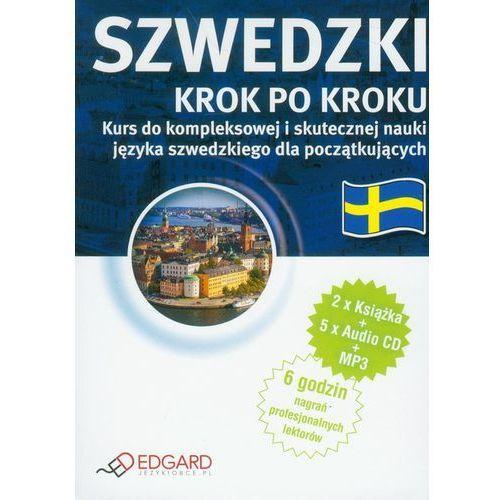 Szwedzki. Krok po korku dla początkujących (+ CD) (9788362482696)