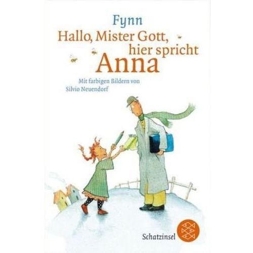 Hallo, Mister Gott, hier spricht Anna