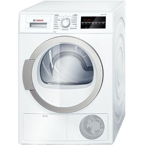 Bosch WTG86400PL w klasie energetycznej [B]