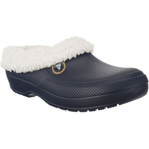 Classic blitzen iii clog navy oatmeal marki Crocs