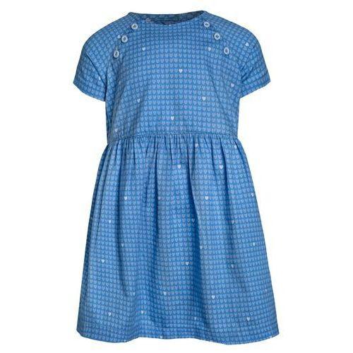 Benetton Sukienka koszulowa blue