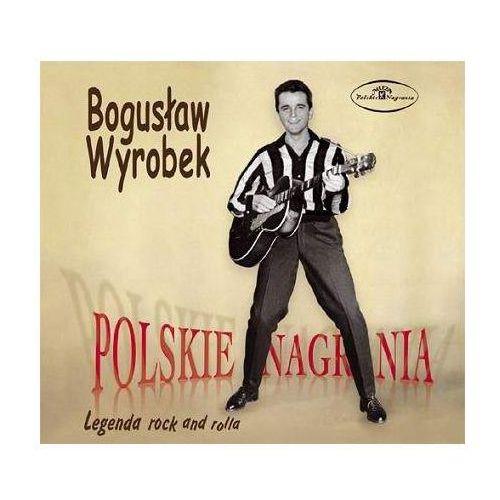 Boguslaw wyrobek - boguslaw wyrobek - legenda rock and rolla marki Warner music