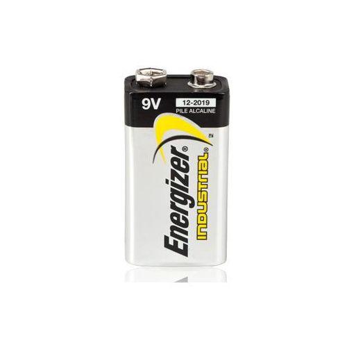 Bateria alkaliczna Energizer Industrial 9V (do ów) z kategorii paralizatory