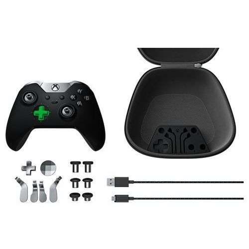 Kontroler xbox one elite marki Microsoft