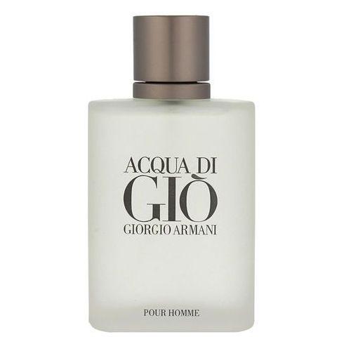 , acqua di gio pour homme, woda toaletowa w sprayu 100 ml + dezodorant sztyft 75 ml wyprodukowany przez Giorgio armani