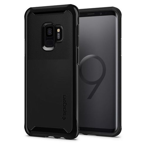 Spigen SGP Neo Hybrid Urban Midnight Black | Obudowa ochronna dla modelu Samsung Galaxy S9 (8809565305719)
